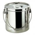 不锈钢密封罐(带通气口)