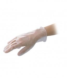 PVC手套短款(无粉)